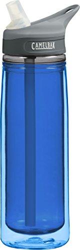CamelBak Eddy Insulated Water Bottle, 0.6 L, Sapphire