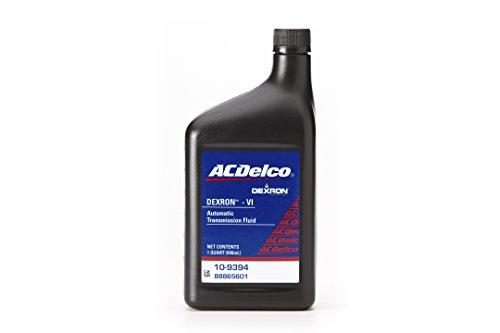 ACDelco 10-9394 Dexron VI Automatic Transmission Fluid - 1 qt