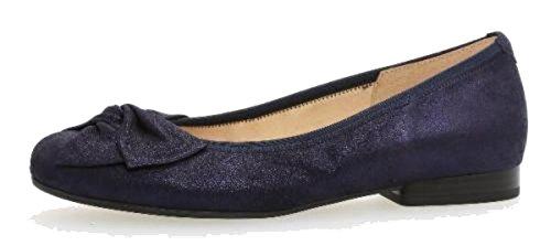Gabor Zapatos de vestir para mujer Azul azul