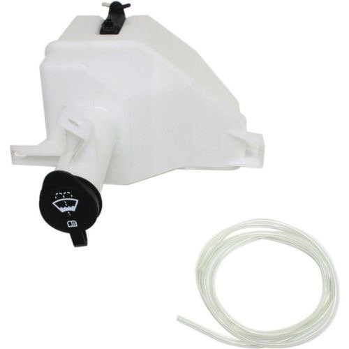 Go-Parts » Compatible 1999-2007 Ford F-Series Super Duty Pickup Windshield Washer Tank + Reservoir F81Z 17618 AB FO1288117 Replacement For Ford F Series by Go-Parts