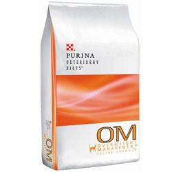 Purina OM Overweight Management Cat Food 16 lb by Veterinary