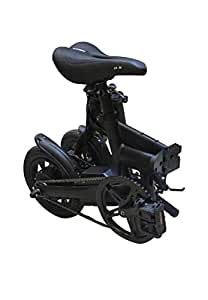 R10 Electric Bike - perfect substitute of Walking - black