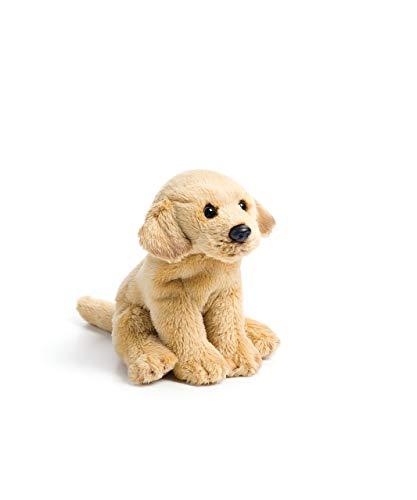 DEMDACO Yellow Labrador Golden Brown 5.5 Inch Soft Plush Stuffed Animal Figure Toy
