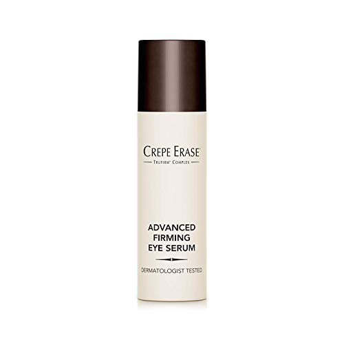 Crepe Erase - Advanced Firming Eye Serum - TruFirm Complex - 0.5 Ounce