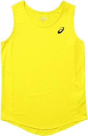 アーカイブストリップ訴えるasics (アシックス) W'S ランニングシャツ XT2034 1608