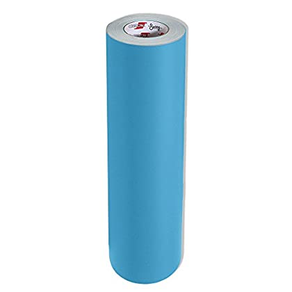 Image of ORACAL Stencil Film Roll, 24' x 150ft, Blue Adhesive Vinyl