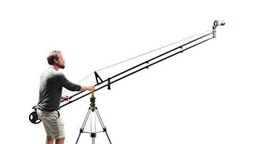 (Glide Gear JB8 8FT Portable Quick 0-6lbs Video Camera DSLR Jib)