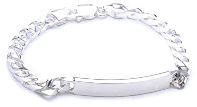 a66272b7242e Bracelet - BRS-K41503 - Pulsera de hombre de plata de ley