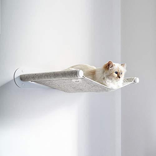 LucyBalu X Choupette I Edición Limitada I Hamaca para Gato I Hamaca de pared 65 x 10 x 35 cm I Metal recubierto de polvo…