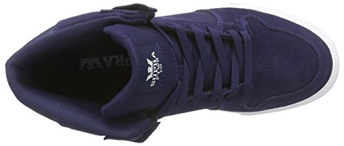 Supra Zapatillas abotinadas Blau (BLUE NIGHTS - WHITE BNT)