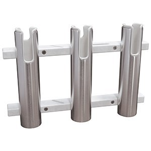 Taco Metals TACO Aluminum/Poly 3-Rod Rack Holder