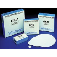 GE Healthcare 1821-047 Grade GF/B Filter Paper for Liquid Scintillation, Circle, 47 mm Diameter (Pack of 100) by GE
