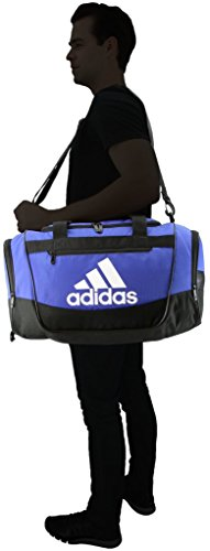 Duffel Bag III White Defender adidas Black Blue wZ1EZ