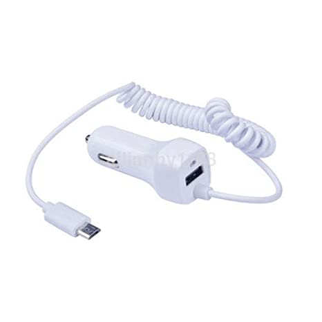 Amazon.com: FidgetFidget - Cargador de coche USB 3.1 tipo C ...
