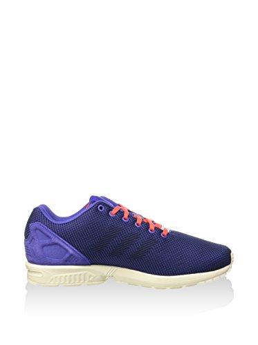 ZX Weave Flux Zapatillas Adidas Hombre Azul zWdRng1p