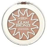 L'Oreal Glam Bronze Dual Pressed Bronzer - Tropica