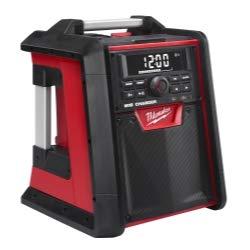 Milwaukee Electric Tool 2792-20 Electric Jobsite Radio/Charger