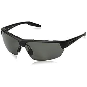 Native Eyewear Hardtop Ultra Polarized Sunglasses, Matte Black Frame