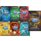 39 clues box set hardcover - 4