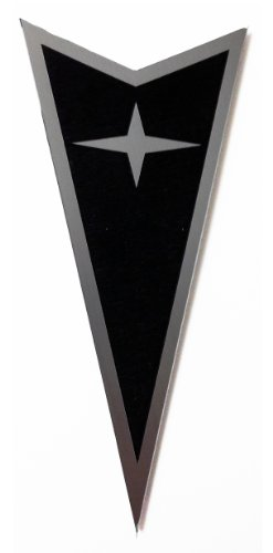 pontiac-g6-front-badge-emblem-star-black