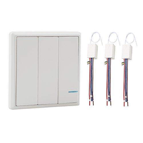 Outdoor Lamp Wiring Kit - 3