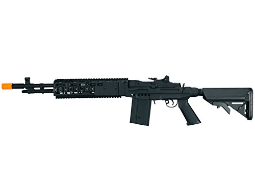Echo 1 Full Metal M14 Combat Master 6mm AEG Airsoft Rifle