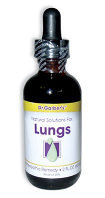 Dr. Garber's Natural Solutions Lung Health Oral Drops by Dr. Garber's