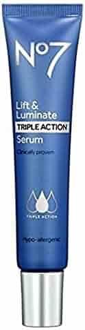 Boots No. 7, Lift and Luminate Triple Action Serum, 30 mililiter