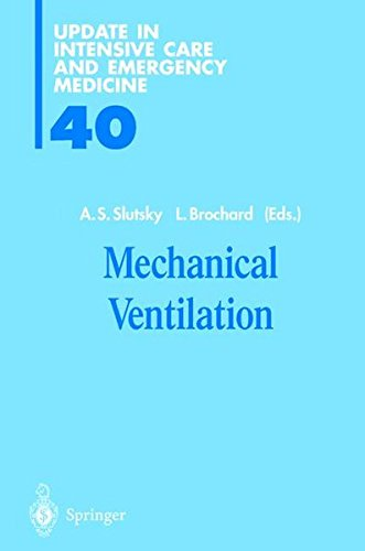 Mechanical Ventilation (Update in Intensive Care and Emergency Medicine) pdf