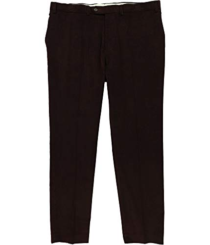 (Ralph Lauren Mens Classic Casual Corduroy Pants, Red, 40W x 32L)