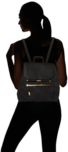 Grey Womens New Backpack Eleanor Dark Look Grey Bar Metal qqv58wa