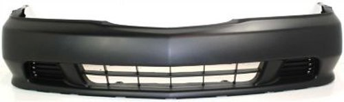 CPP Primed Front Bumper Cover Replacement for 1999-2001 Acura TL