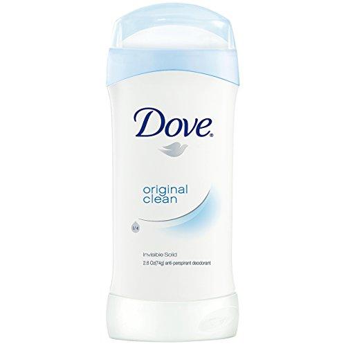 Dove Antiperspirant Deodorant Original Clean