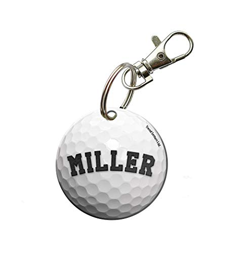 - Trend Setters Ltd. - Golf Keychain - Personalized -Acrylic Keychain - Fused Image