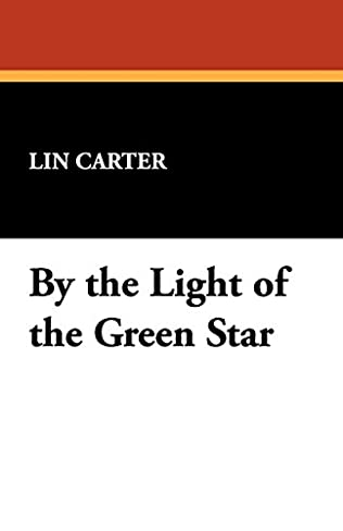 book cover of By the Light of the Green Star