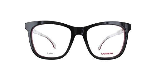 Carrera 1107/V Eyeglass Frames CA1107-0807-5017 - Black Frame, Lens Diameter 50mm, Distance