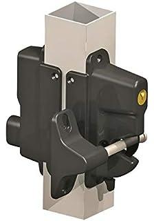 Amazon com: GH Gate Products EZGT001 Gate Latch Pull, Black