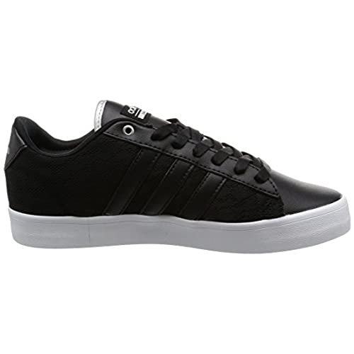 Adidas Neo Cloudfoam Daily noir, baskets mode femme chic