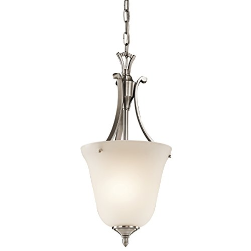 Kichler Lighting 43403CLP Wellington 1 Light