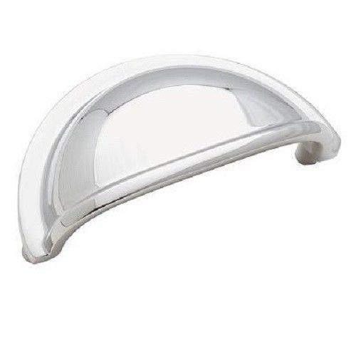 - AMEROCK Kitchen Cabinet Handle C.C. 3'', Pull Polished Chrome BP4235-26