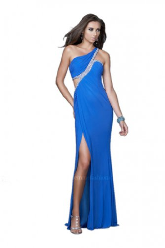 La Femme Prom Gown - 3