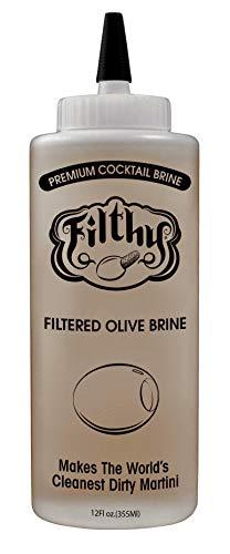 12oz Filthy Olive Brine Bottle