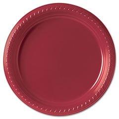 ** Plastic Plates, 9