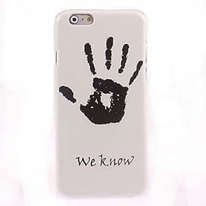 HC-Sabemos diseñar caso duro para el iphone 6