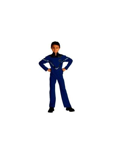 Mr Fantastic Standard Costumes (Mr Fantastic Child Costume Standard - Small (4-6))