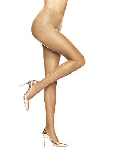 Hanes Women`s Set of 3 Absolutely Ultra Sheer Control Top Sheer Toe  Pantyhose C