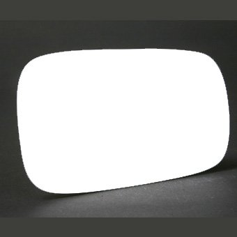 Convex Stick on Wing Mirror Glass Drivers Side(RH)