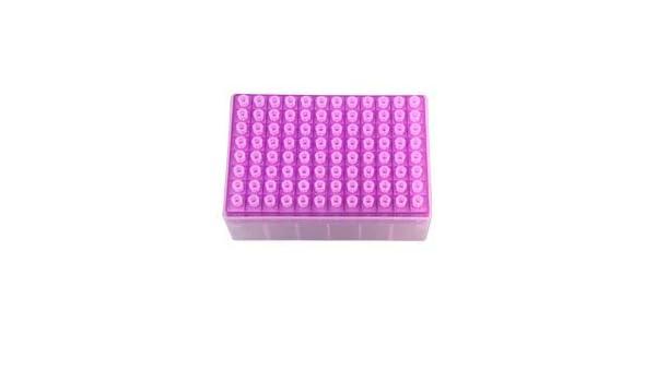 96//Rack Natural Sterile Bio Basic 0.1-10ul Filter Tip