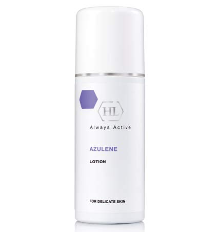 HL Holy Land Azulene Face Lotion for complete cleansing and calming 8.5 fl.oz ()