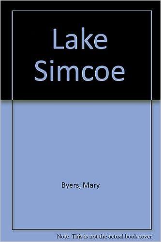 Pdf download bøger gratis Lake Simcoe and Lake Couchiching in Danish PDF DJVU FB2 1550462695